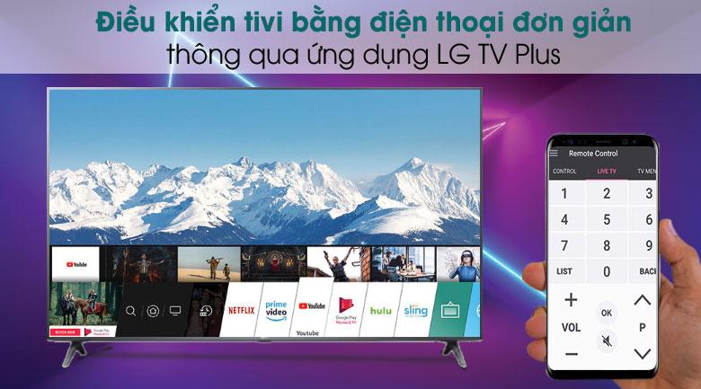 LG TV Plus - Smart Tivi LG 4K 70 inch 70UN7300PTC