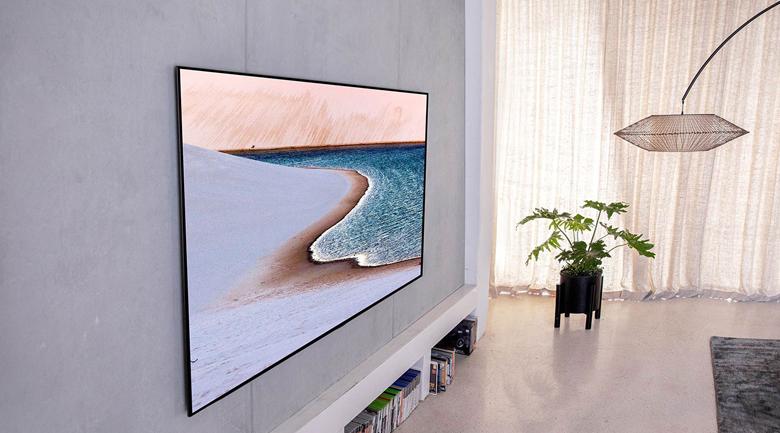 Smart Tivi OLED LG 4K 65 inch 65GXPTA - Thiết kế tối giản