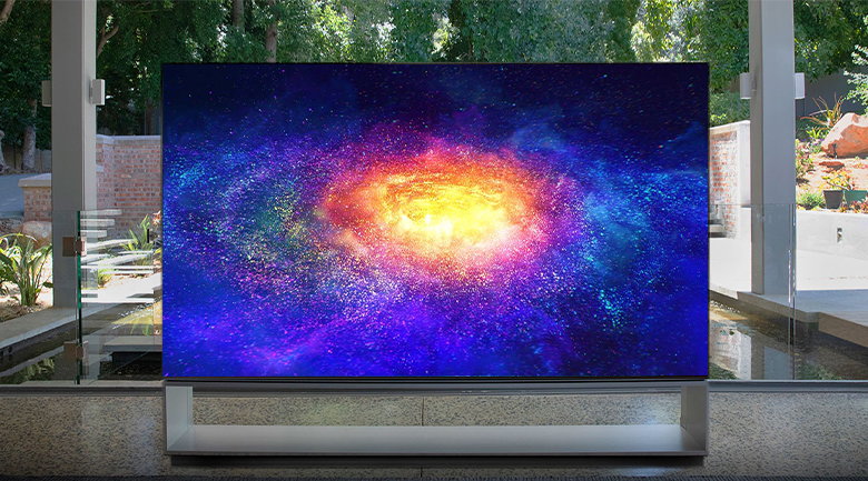 Smart Tivi OLED LG 8K 88 inch 88ZXPTA - Màn hình OLED