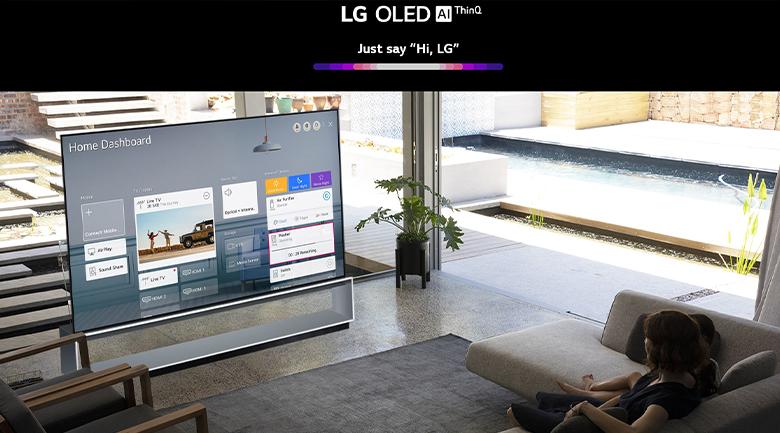 Tivi OLED LG 88ZXPTA - AI ThinQ
