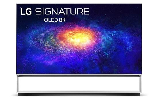 Smart Tivi OLED LG 8K 88 inch 88ZXPTA