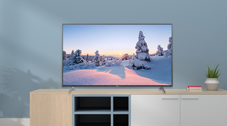 Thiết kế - Android Tivi Sony 4K 55 inch KD-55X9000H