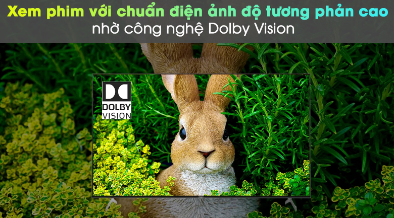 Dolby Vision - Android Tivi Sony 4K 85 inch KD-85X9000H
