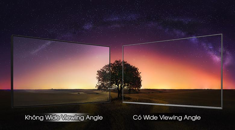 Smart Tivi LG 4K 43 inch 43UN7000PTA - Wide Viewing Angle và tấm nền IPS