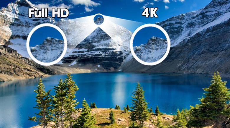 Smart Tivi QLED Samsung 4K 55 inch QA55LS01T - Ultra HD 4K