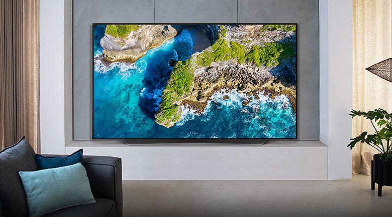Smart Tivi OLED LG 4K 65 inch 65CXPTA - Thiết kế tinh tế