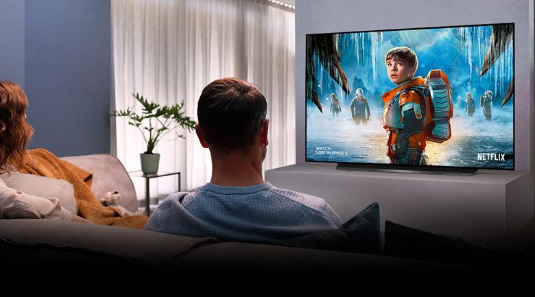 Smart Tivi OLED LG 4K 65 inch 65CXPTA - 4K Cinema HDR