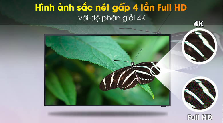 Smart Tivi The Terrace QLED Samsung 4K 75 inch QA75LST7T - 4K