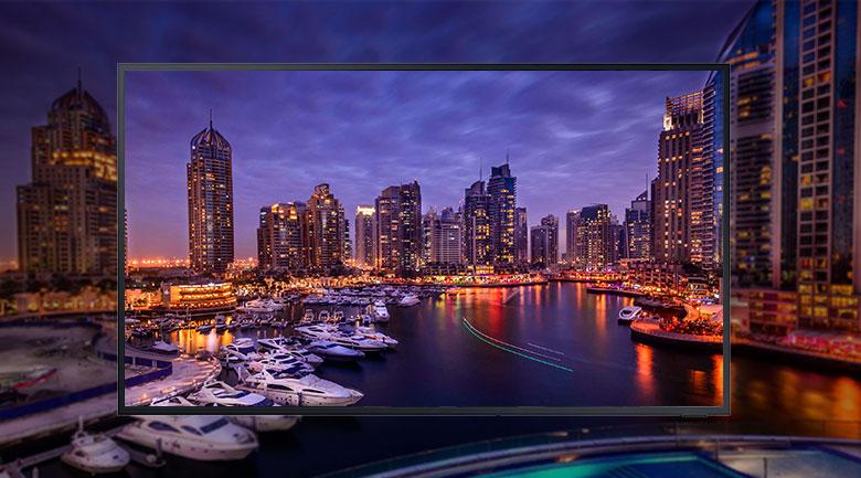 Smart Tivi The Terrace QLED Samsung 4K 75 inch QA75LST7T - Ultimate UHD Dimming