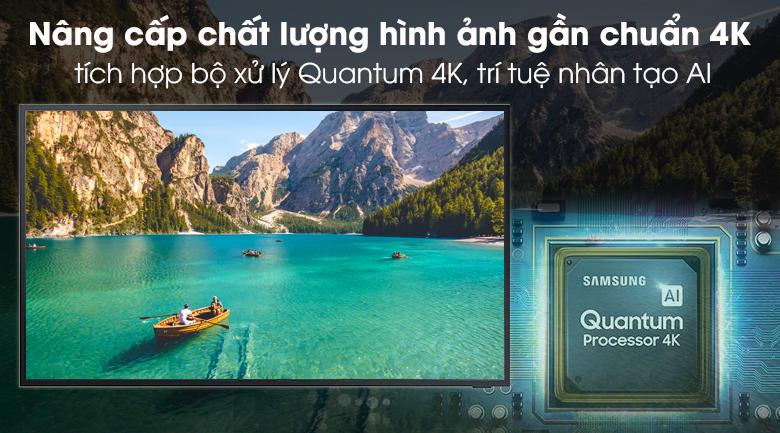 Tivi The Terrace QLED Samsung 4K 65 inch QA65LST7T - Quantum 4K