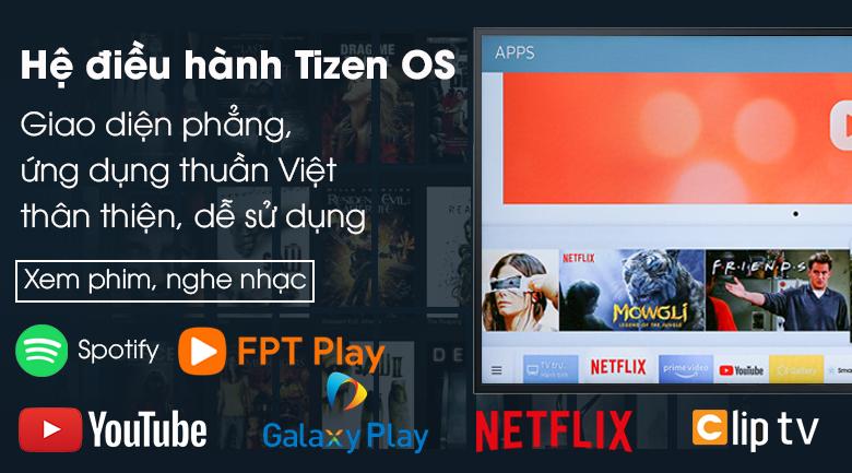 TIVI QLED Samsung QA65LST7T - Tizen OS