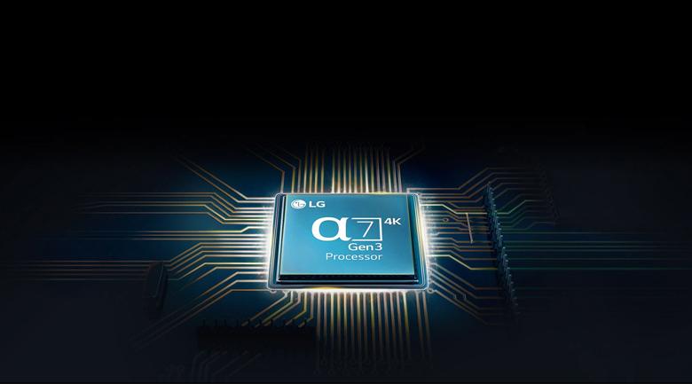 α7 Gen 3 - Smart Tivi LG 4K 86 inch 86UN8000PTB