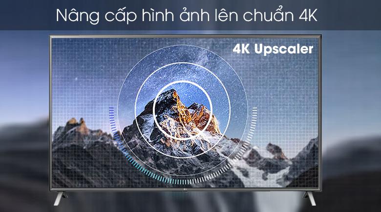 Smart Tivi LG 4K 86 inch 86UN8000PTB - 4K Upscaler