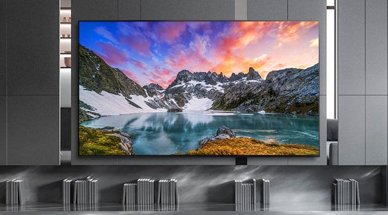 Smart Tivi NanoCell LG 8K 75 inch 75NANO95TNA - Thiết kế hiện đại