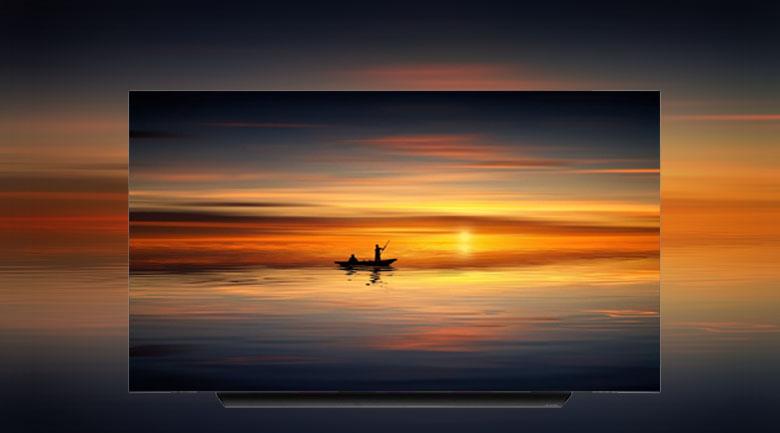 Smart Tivi OLED LG 4K 77 inch 77CXPTA - 4K Cenima HDR