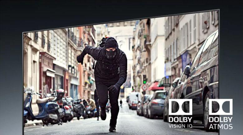 Smart Tivi OLED LG 4K 77 inch 77CXPTA - Dolby Vision và Dolby Atmos