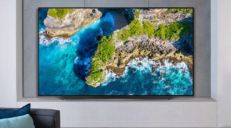 Smart Tivi OLED LG 4K 77 inch 77CXPTA - Thiết kế