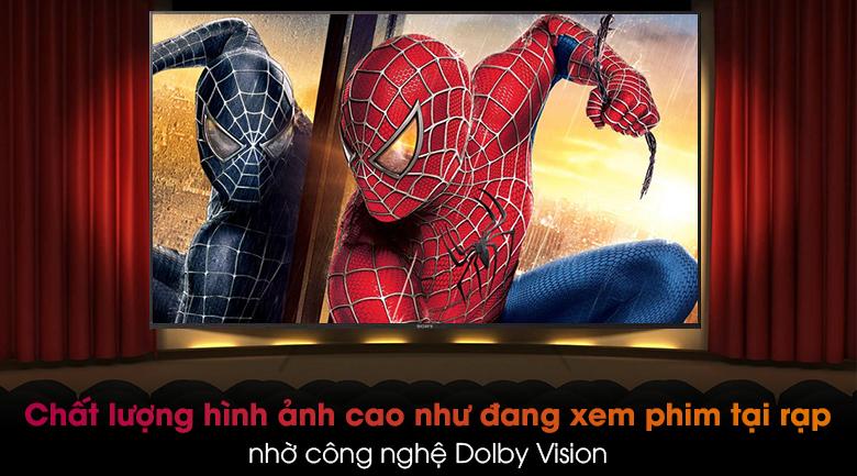 Công nghệ Dolby Vision