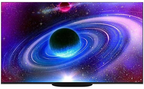 "Smart TV OLED 4K  77"""