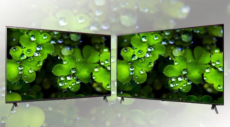 Wide Viewing Angle - Smart Tivi NanoCell LG 4K 43 inch 43NANO79TND