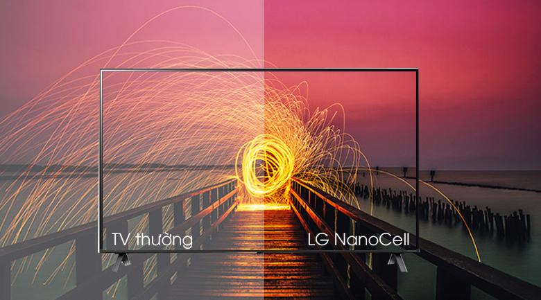 Màn hình lượng tử NanoCell - Smart Tivi NanoCell LG 4K 43 inch 43NANO79TND