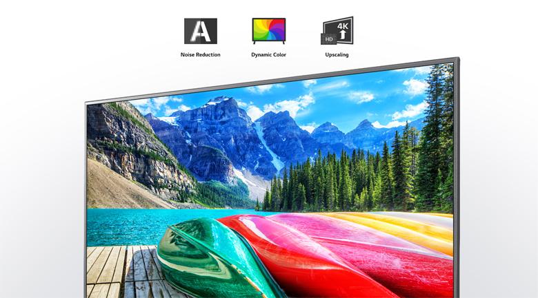 Quad Core 4K - Smart Tivi NanoCell LG 4K 43 inch 43NANO79TND