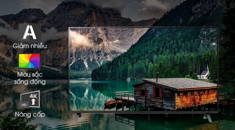 Smart Tivi NanoCell LG 4K 55 inch 55NANO79TND - Quad Core 4K