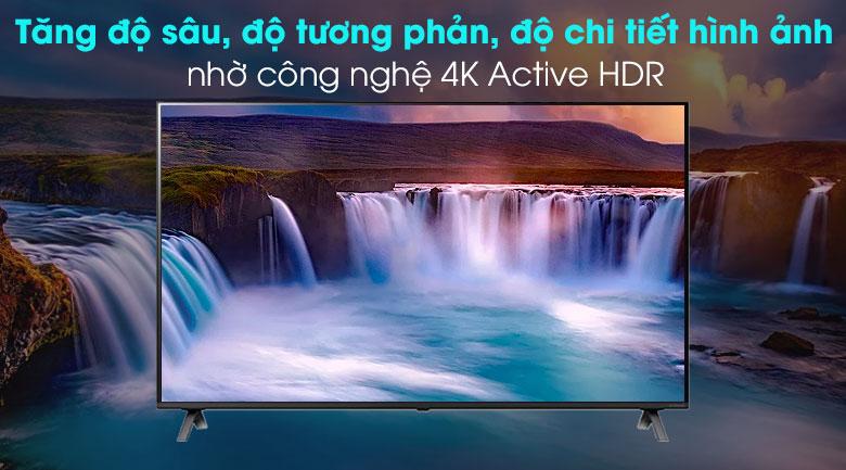 Smart Tivi NanoCell LG 4K 55 inch 55NANO79TND - 4K Active HDR