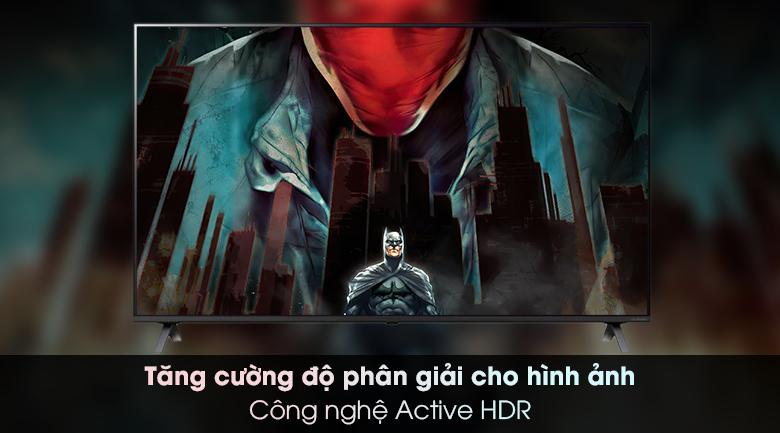 Smart Tivi NanoCell LG 4K 65 inch 65NANO79TND - Công nghệ Active HDR