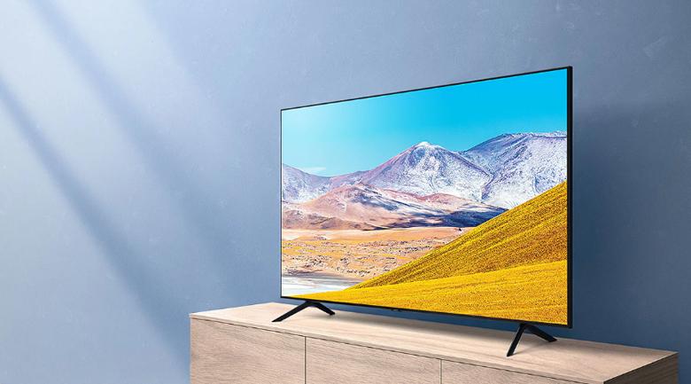 Thiết kế - Smart Tivi Samsung 4K 65 inch UA65TU8000