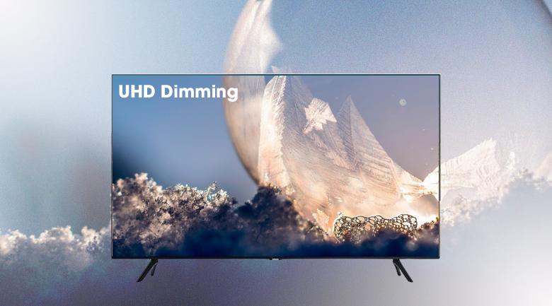 UHD Dimming - Smart Tivi Samsung 4K 65 inch UA65TU8000