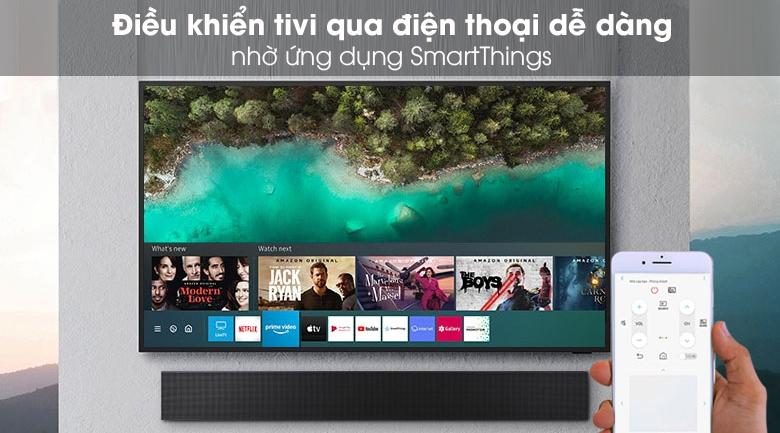 Smartthings - Smart Tivi Samsung 4K 65 inch UA65TU8000