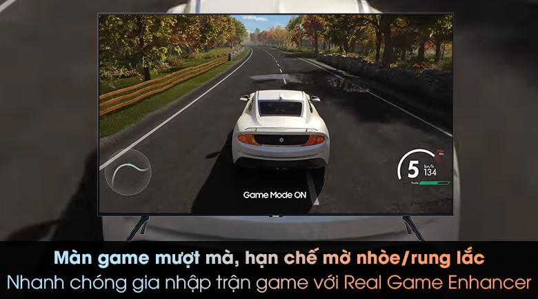 Smart Tivi Samsung 4K 50 inch UA50TU8000 - Real Game Enhancer