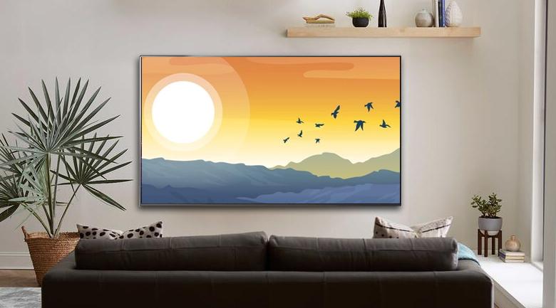 Smart Tivi OLED LG 4K 48 inch 48CXPTA - Thiết kế sang trọng hiện đại