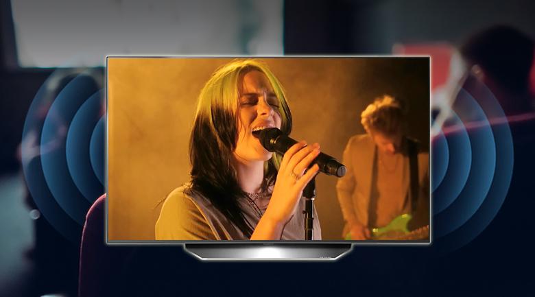 Smart Tivi OLED LG 4K 48 inch 48CXPTA - Công nghệ Ultra Surround và Dolby Atmos