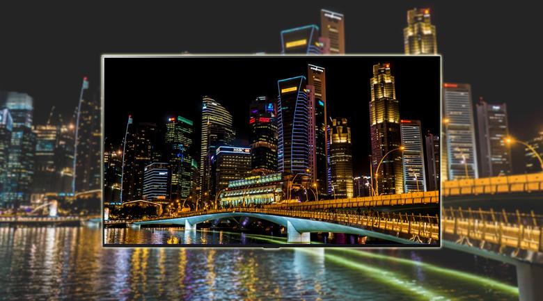 Smart Tivi OLED LG 8K 77 inch 77ZXPTA - Hiển thị vùng tối sâu hơn, vùng sáng tươi hơn cùng công nghệ Ultra Luminance PRO