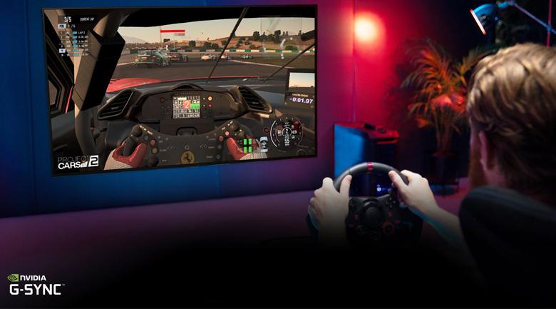 Smart Tivi OLED LG 8K 77 inch 77ZXPTA - Dẫn đầu trong mọi đường đua nhờ tương thích NVIDIA G-SYNC
