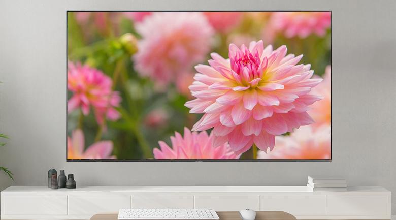 Smart Tivi Samsung 4K 70 inch UA70TU7000 - Cuốn hút mọi tầm nhìn với thiết kế không viền 3 cạnh, màn hình lớn 70 inch