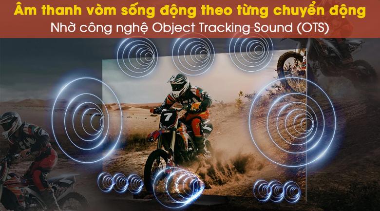 Công nghệ âm thanh OTS chuyển động theo hình ảnh
