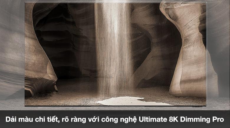 Smart Tivi Neo QLED 8K 75 inch Samsung QA75QN900A - Ultimate 8K Dimming Pro