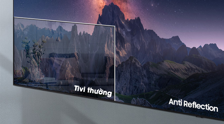 Smart Tivi Neo QLED 8K 75 inch Samsung QA75QN900A - Anti Reflection