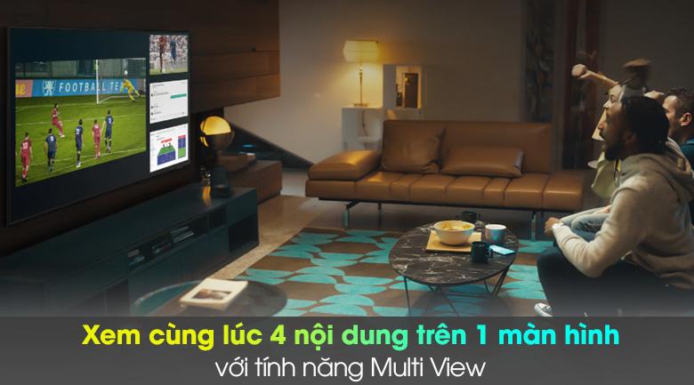 Xem cùng lúc nhiều nội dung MultiView