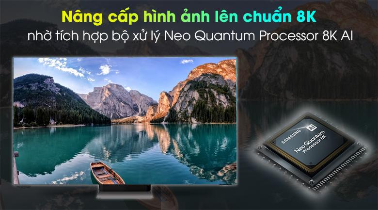 Nâng cấp hình ảnh lên chuẩn 8K với Neo Quantum 8K