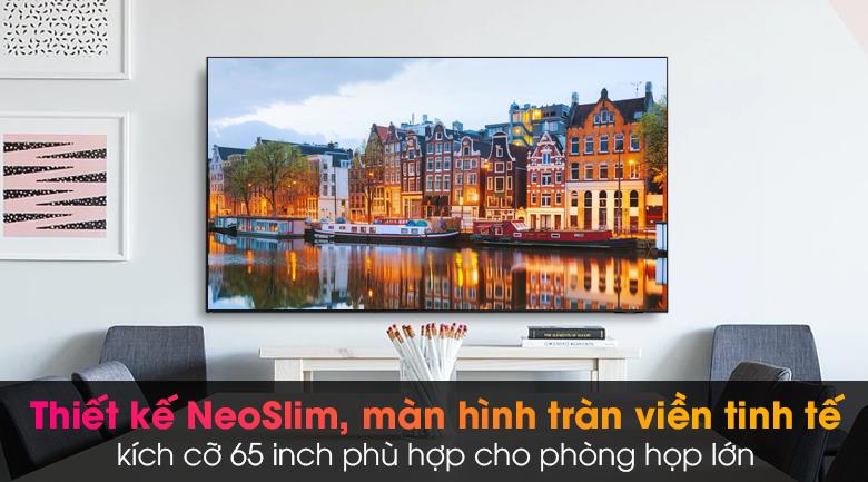 Smart Tivi Neo QLED 4K 65 inch Samsung QA65QN90A - Thiết kế
