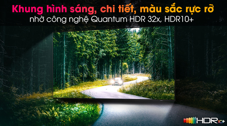 Smart Tivi Neo QLED 4K 65 inch Samsung QA65QN90A - Quantum HDR 32X, HDR10+