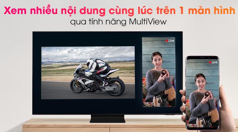 Smart Tivi Neo QLED 4K 65 inch Samsung QA65QN90A - MultiView