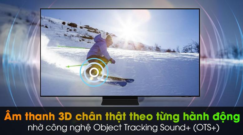Smart Tivi Neo QLED 4K 55 inch Samsung QA55QN90A - OTS+