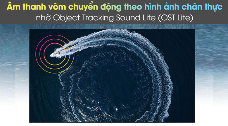 Object Tracking Sound (OST Lite) - Smart Tivi Neo QLED 4K 50 inch Samsung QA50QN90A