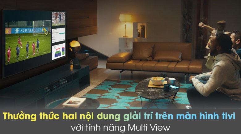 Multi View - Smart Tivi Neo QLED 4K 50 inch Samsung QA50QN90A