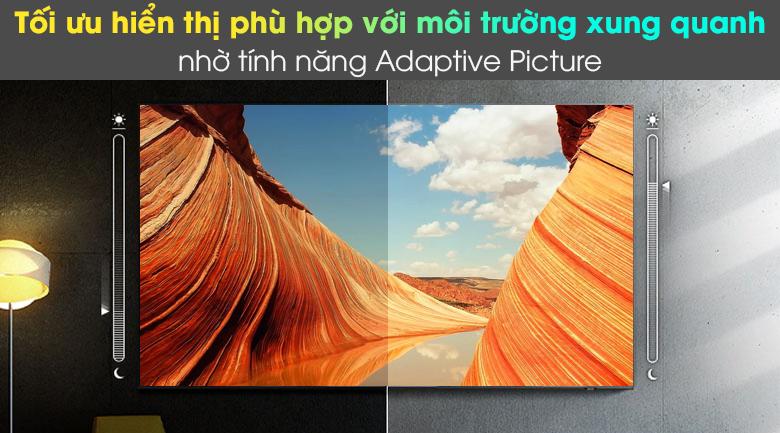Smart Tivi Neo QLED 4K 55 inch Samsung QA55QN85A - Tối ưu hiển thị phù hợp với môi trường xung quanh nhờ Adaptive Picture